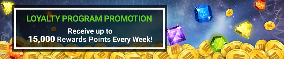 LOYALTY REWARDS PROMOTION