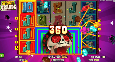 Palace of chance free spins