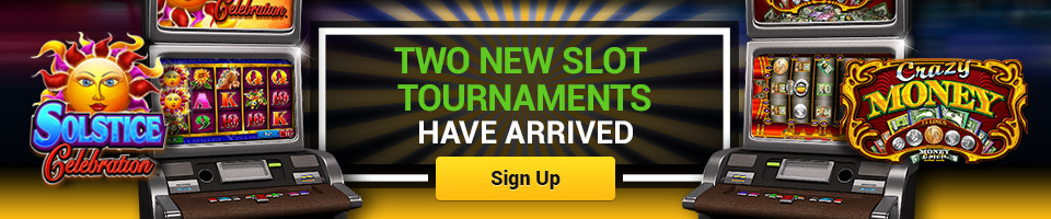 Two New Slot Tournaments Have Arrived - Play Now